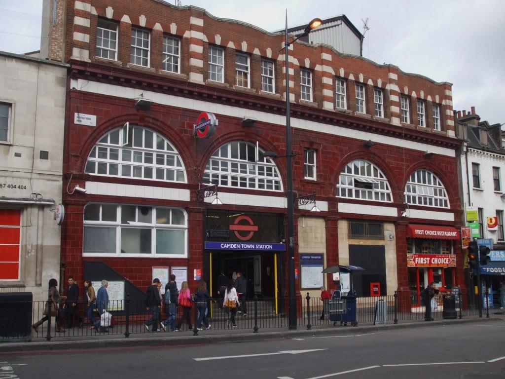 Camden Central London